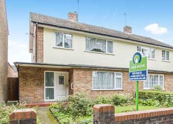 Thumbnail 3 bed semi-detached house for sale in Victoria Street, Loughborough