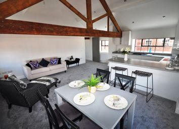 Thumbnail 2 bed flat to rent in Pierpoint Court, Commonhall Street, Chester