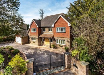 Thumbnail 6 bedroom detached house for sale in Woodhurst Lane, Oxted