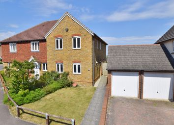 Thumbnail 3 bed semi-detached house to rent in Green Fields Lane, Singleton, Ashford