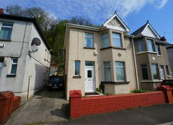 Thumbnail 3 bed semi-detached house for sale in Herbert Avenue, Risca, Newport, Caerphilly