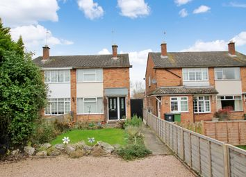 Thumbnail 2 bed semi-detached house to rent in Warwick Close, Studley