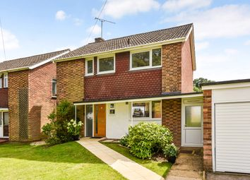 Thumbnail 3 bed detached house for sale in Patricks Copse Road, Liss