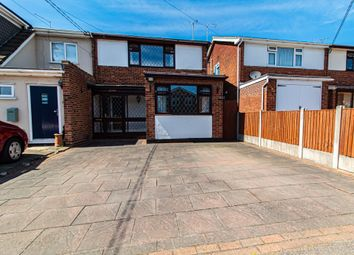 3 bed semi-detached house for sale in Eastwood Rise, Eastwood, Leigh-On-Sea SS9