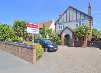 Thumbnail 5 bed detached house for sale in Laleham Road, Staines