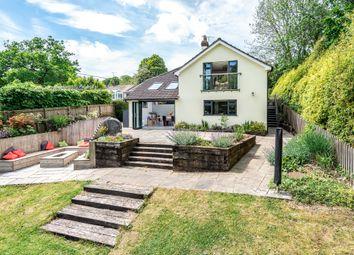 Thumbnail 4 bed detached house for sale in Upper Soldridge Road, Medstead, Hampshire