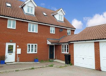 Thumbnail 3 bedroom end terrace house for sale in Rose Terrace, Diss, Norfolk