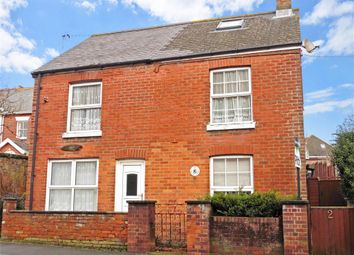 Thumbnail 2 bed semi-detached house for sale in Avenue Road, Freshwater, Isle Of Wight