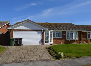 Thumbnail 2 bed detached bungalow for sale in Ashcombe Drive, Bexhill-On-Sea
