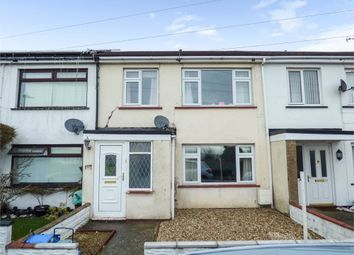 Thumbnail 3 bed terraced house for sale in South View, Rhoose, Barry, Vale Of Glamorgan