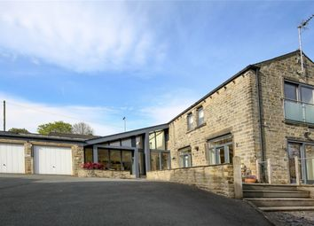 Thumbnail 6 bed end terrace house for sale in Stoney Bank Lane, New Mill, Holmfirth