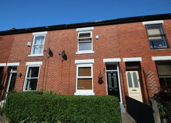 Thumbnail 2 bed terraced house for sale in Waverley Road, Sale