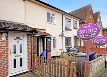 Thumbnail 3 bed terraced house to rent in Kings Road, Godalming