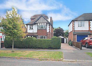 4 bed detached house for sale in Crich Avenue, Littleover, Derby DE23