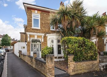 4 bed end terrace house for sale in Glengarry Road, East Dulwich, London SE22