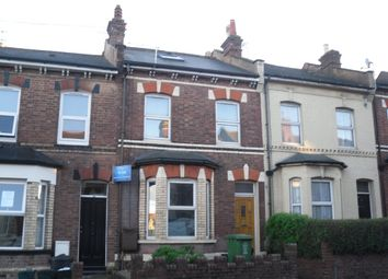 Thumbnail 5 bedroom terraced house to rent in Pinhoe Road, Exeter