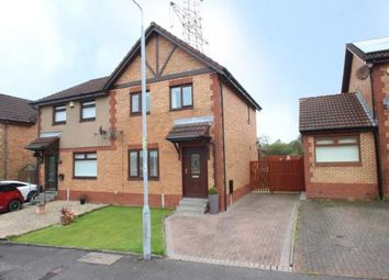 Thumbnail 3 bedroom semi-detached house for sale in Seafield Crescent, Cumbernauld, Glasgow