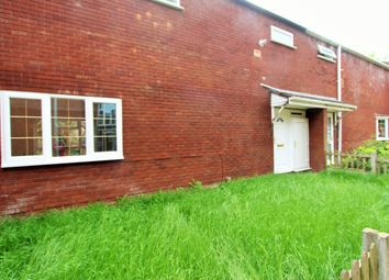 Thumbnail 3 bed terraced house to rent in Wyre Close, Walsall Wood, Walsall