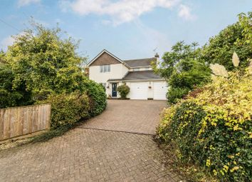 Thumbnail 3 bed detached house for sale in Hindon, Salisbury