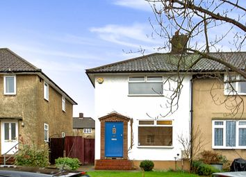 Thumbnail 2 bed semi-detached house for sale in Sedgebrook Road, London