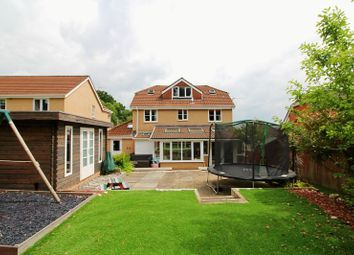 Thumbnail 5 bedroom detached house for sale in Ty Crwyn, Church Village, Pontypridd