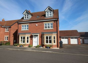 Thumbnail 5 bed detached house for sale in Bakers Close, Cotgrave, Nottingham