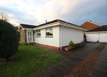 Thumbnail 3 bed detached bungalow for sale in 28 Swinburn Drive, Carlisle, Cumbria