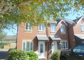 Thumbnail 1 bed end terrace house to rent in Willis Way, Purton, Wiltshire