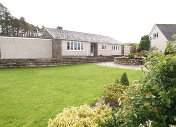 Thumbnail 3 bed detached bungalow for sale in The Hollies, Mealsgate, Wigton, Cumbria