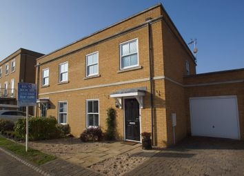 Thumbnail 3 bedroom semi-detached house for sale in Ashes Road, Shoeburyness, Southend-On-Sea