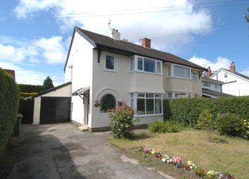 Thumbnail 3 bed semi-detached house for sale in Frankby Road, West Kirby, Wirral