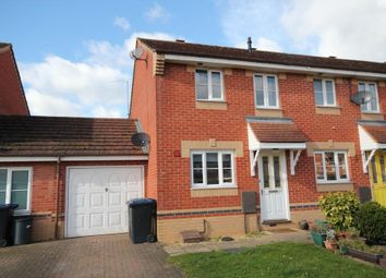 Thumbnail 2 bed end terrace house for sale in Morton Close, Ely