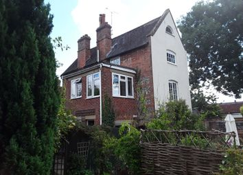Thumbnail 2 bed terraced house to rent in West Street, Wilton, Salisbury