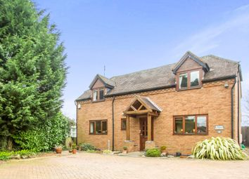 Thumbnail 4 bedroom detached house for sale in Needlers End Lane, Balsall Common, Coventry