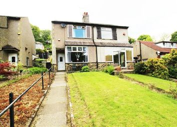 Thumbnail 2 bed semi-detached house for sale in Rochdale Road, Triangle, Sowerby Bridge