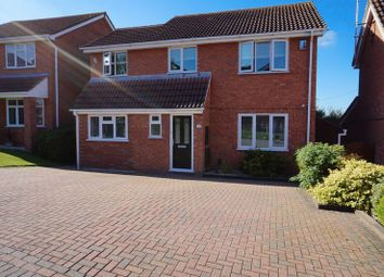 Thumbnail 5 bed detached house for sale in Biddenden Court, Pitsea, Basildon
