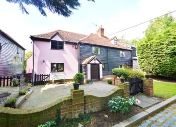 Thumbnail 2 bed semi-detached house for sale in Horseman Side, Brentwood, Essex