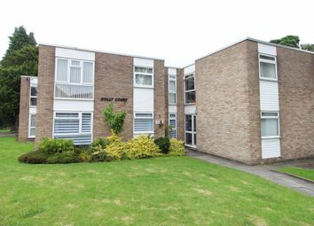 Thumbnail 2 bed flat for sale in Glenthorne Close, Brampton, Chesterfield
