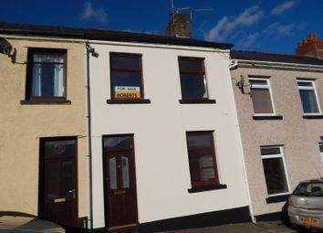Thumbnail 3 bed terraced house to rent in Lower Waun Street, Blaenavon, Pontypool