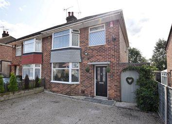 Thumbnail 3 bed semi-detached house for sale in Peak Avenue, Riddings, Alfreton, Derbyshire