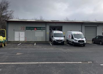 Thumbnail Commercial property to let in Penamser Industrial Estate, Gwynedd