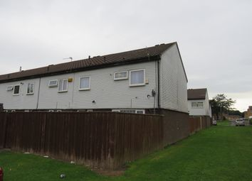 Thumbnail 4 bed end terrace house to rent in Brecon Close, Peterlee