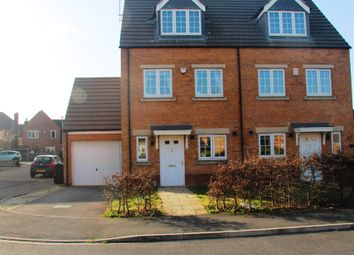 Thumbnail 3 bed semi-detached house for sale in Ash Way, Selby