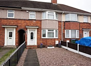 Thumbnail 2 bed terraced house for sale in Crankhall Lane, Wednesbury