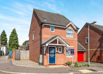 Thumbnail 3 bed detached house for sale in Lockside View, Rugeley, Staffordshire, United Kingdom