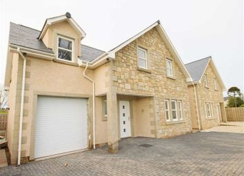 Thumbnail 4 bed detached house for sale in Castle Hills, Berwick-Upon-Tweed, Northumberland