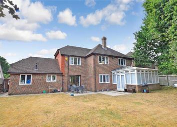 Thumbnail 4 bed detached house for sale in Forest Park, Maresfield, Uckfield, East Sussex