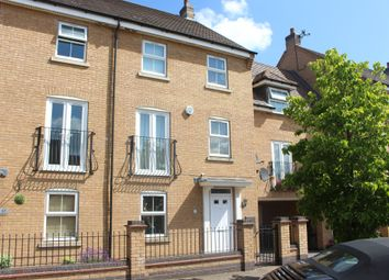 4 bed town house for sale in Longstork Road, Rugby CV23