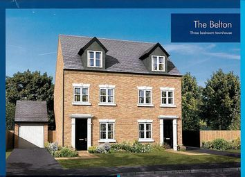 Thumbnail 3 bed town house for sale in Brades Rise, Oldbury