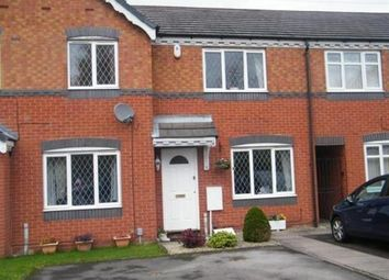 Thumbnail 2 bed terraced house to rent in Ludlow Lane, Reedswood, Walsall
